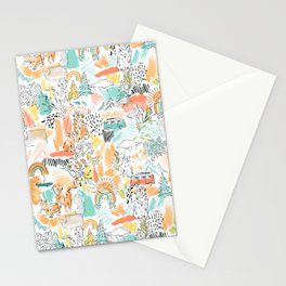 Anna's Adventure Stationery Cards