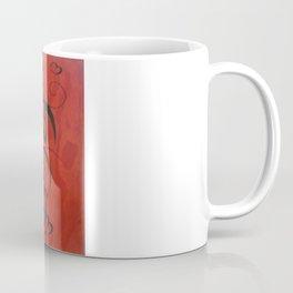 Wooden Tiger Coffee Mug
