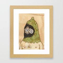 Sludge Baby Framed Art Print
