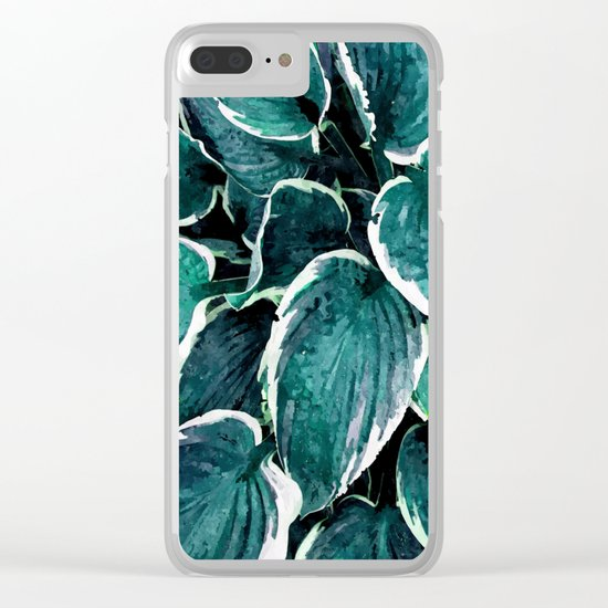 """Sacred Edge"" #society6 Clear iPhone Case"