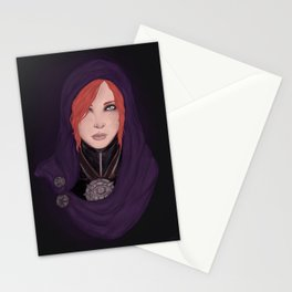 Spymaster Stationery Cards