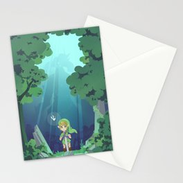 Master Sword and Monsters Stationery Cards
