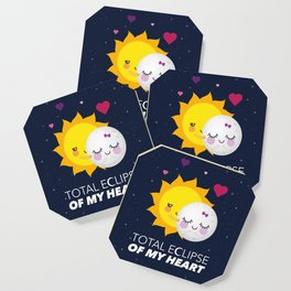 Total eclipse of my heart Coaster