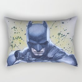 Arkham Knight  Rectangular Pillow