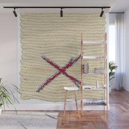 Yarns: XL Wool Wall Mural