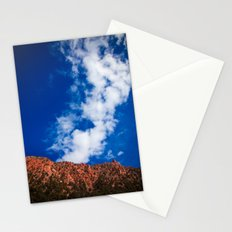 In the Mountains. Stationery Cards