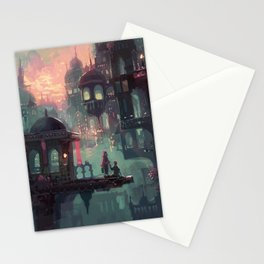 Can We Stay in My World for Just One More Minute? Stationery Cards