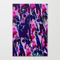 meat Canvas Prints featuring MEAT by SimoneWilliamsOrr