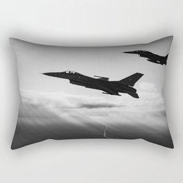 Falcons Rectangular Pillow