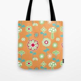 Evening Garden Tote Bag