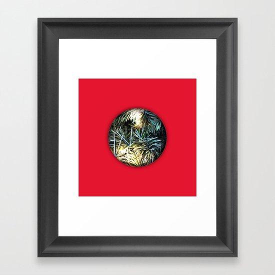 Christmas Warm I Framed Art Print