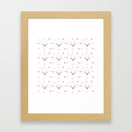 pattern for children Framed Art Print