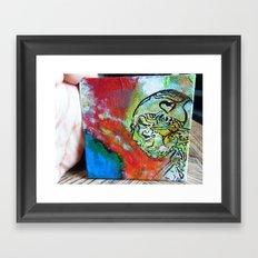 MINI MASTERPIECE Framed Art Print
