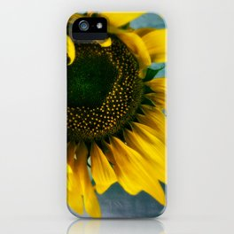 inspiration in simple things iPhone Case