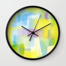 Festival of Light Wall Clock