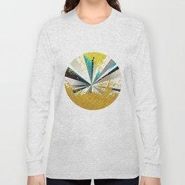 golden circle Long Sleeve T-shirt