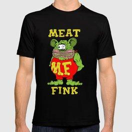 Meat Fink T-shirt