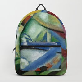 """Franz Marc """"The Sheep"""" Backpack"""