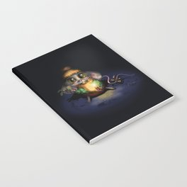 Kissiemouse Notebook