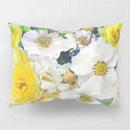 FLORAL PARROT Pillow Sham