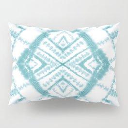Dye Diamond Sea Salt Pillow Sham