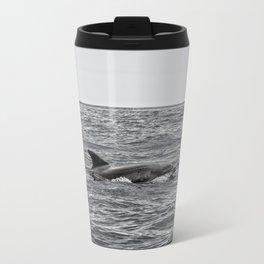 Voir les dauphins Travel Mug