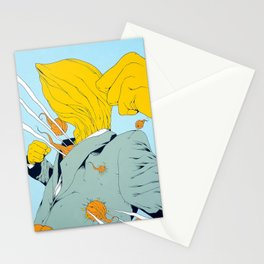 Bombardement Stationery Cards