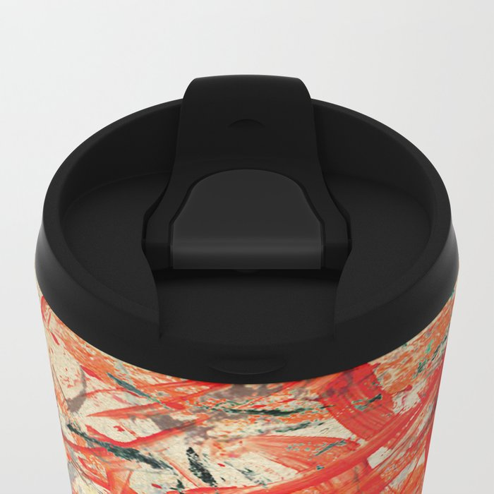 Play the Paint Metal Travel Mug