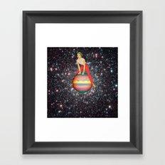 Star Hopper 3 Framed Art Print