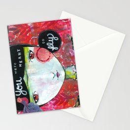 You Were Meant to Fly Stationery Cards