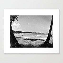 Playa Bonita Canvas Print