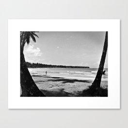 Playa Bonita Canvas Print