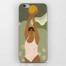 I Have The Sun iPhone Skin