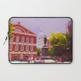 Faneuil Hall Laptop Sleeve