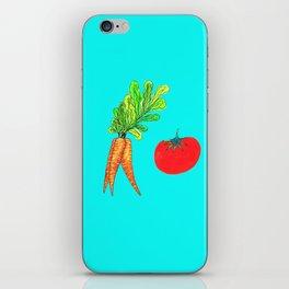 Veggie Besties iPhone Skin