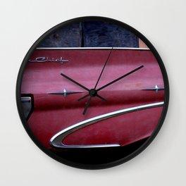 Pontiac Star Chief Wall Clock