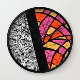 Pop Energy Wall Clock