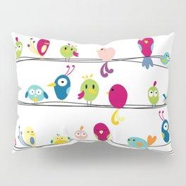 Singing Monsters Pillow Sham