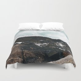 The Ocean Calls (Spring) Duvet Cover