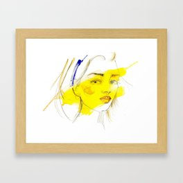 Colorlove 2 Framed Art Print
