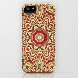 Fall Tapestry iPhone Case