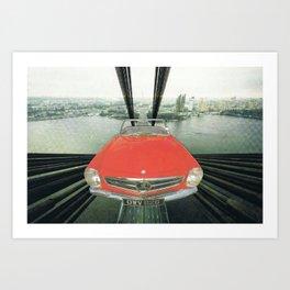 my car Art Print