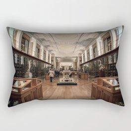 Library  Rectangular Pillow