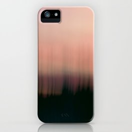 The Moment Love Began iPhone Case