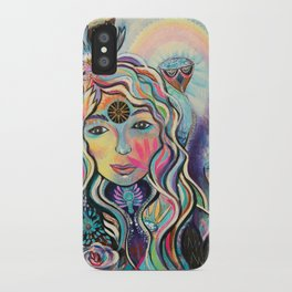 Celestial Dreaming iPhone Case