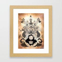 Materia VII Framed Art Print