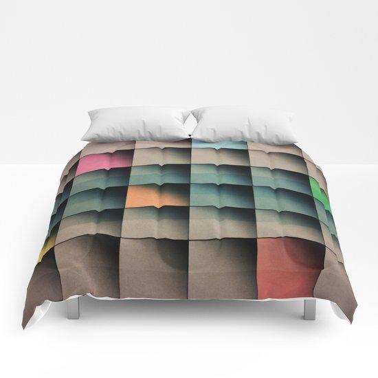 Squares Comforters