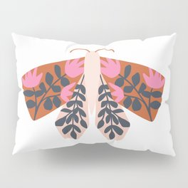Floral Butterfly No. 02 Pillow Sham