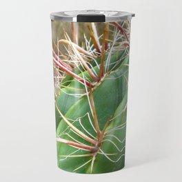 cactus 01 - desert botanical photography Travel Mug