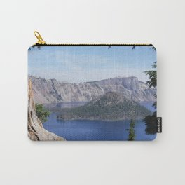 The Bluest Lake Carry-All Pouch